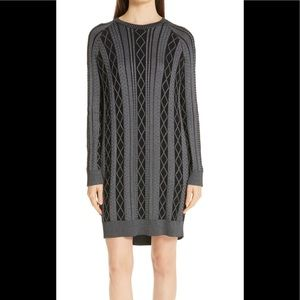 ATM Anthony Thomas Melillo Cable Dress